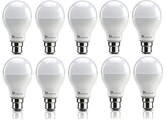 Syska SRL Base B22 9-Watt LED Bulb