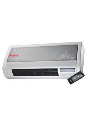 Warmex Wall Mount Heater (PTC 09 WM)