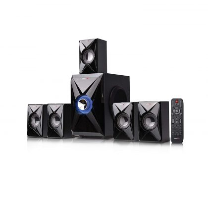 iBELL IBL 2042DLX 5.1 Speaker with Bluetooth Connectivity