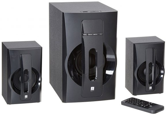 iBall Tarang Lion BT 2.1 Channel Multimedia Speakers