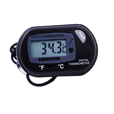 Aquarium Digital Thermometer for Fish Tank Water Temperature