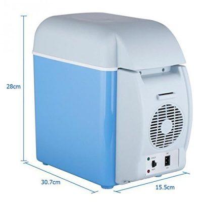 Absales ABS 12V Multi-Function Mini Refrigerator