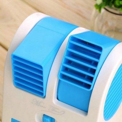 Allium Mini Fragrance Air Conditioner Cooling Fan Pista