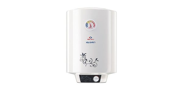 Bajaj New Shakti 15-Litre Vertical Water Heater
