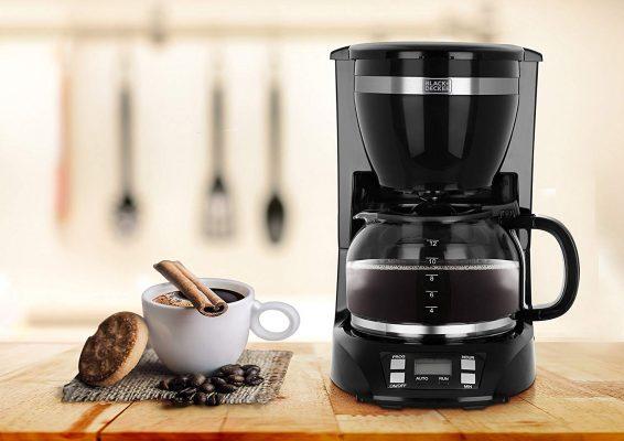 Black + Decker BXCM1201IN Coffee Maker