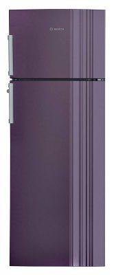 Bosch 288L 3 Star Frost Free Double Door Refrigerator