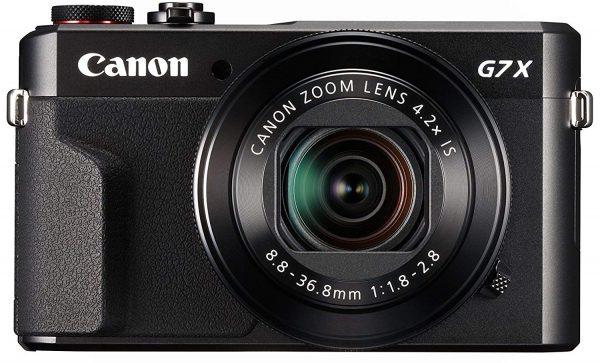CANON Power Shot G7X Mark II DigitalCamera