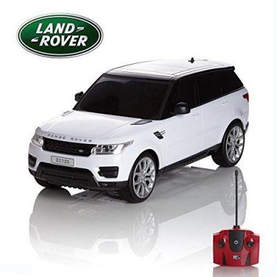 CMJ RC Cars Range Rover Sport Official