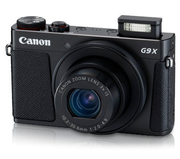 Canon Power Shot G9X Mark II with 8 GB Card and CASE