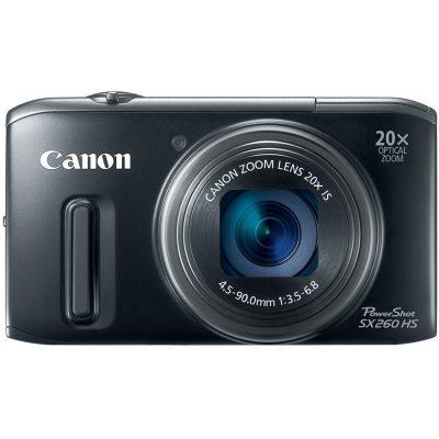 Canon PowerShot SX260 HS 12.1MP Point