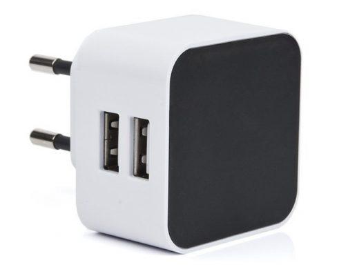 Capdase AD00-CK02-EU Dual USB Power Adapter