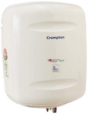 Crompton Solarium DLX SWH815 15-Litre Storage Water Heater