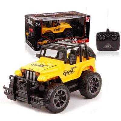 Cy Big Wheel Off Road Jeep Remote Control Car