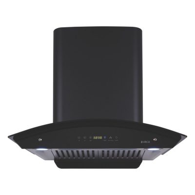 Elica Kitchen Chimney Auto Clean, Touch Control With Baffle