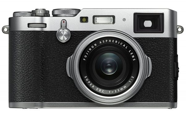FUJIFILM digital camera X100F Silver X100F