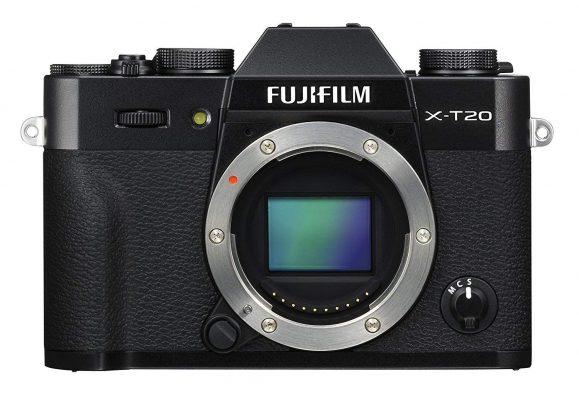 Fuji Base , Black , Base : Fujifilm X-T20 Mirrorless Digital Camera