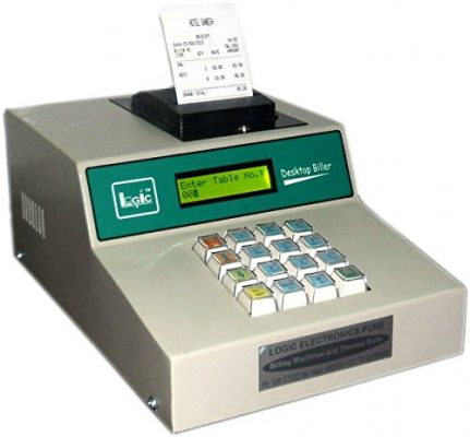 Generic Hotel Billing machine and cash register 2 inch