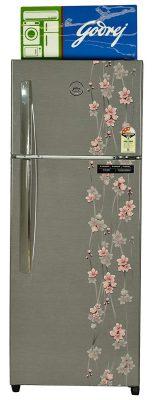 Godrej 261L 3 Star Frost Free Double Door Refrigerator