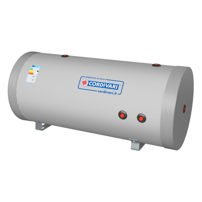 horizontal water heater