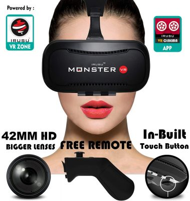 Irusu Monster VR headset