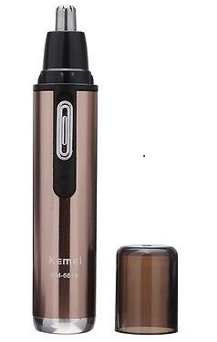 Kemei Km-6619 Rechargeable Nose & Ear Hair Removal Trimmer