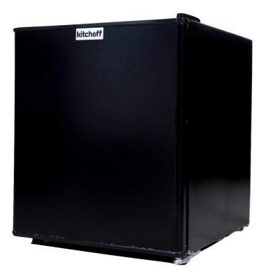 Kitchoff Aluminium & Solid Door Refrigerator