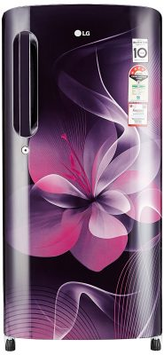 LG 190L 4 Star Direct Cool Single Door Refrigerator