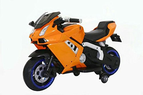Little pony Electronic Bike For Kids - Orange