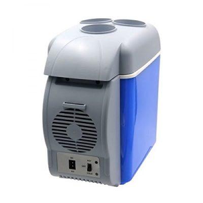 Maxxlite 12V 7.5L Mini Car Refrigerator Cool Box Cooler