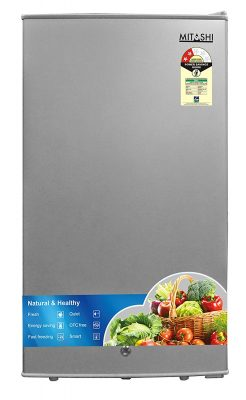 Mitashi 87L 2 Star Direct Cool Single Door Refrigerator