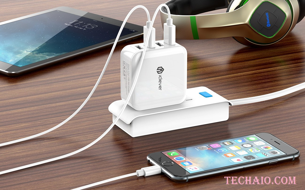 5 Best Mobile Turbo Chargers To Buy In India Tech All One Aukey Pa U28 Quick Charge 20 Charger 18w Fastcharging