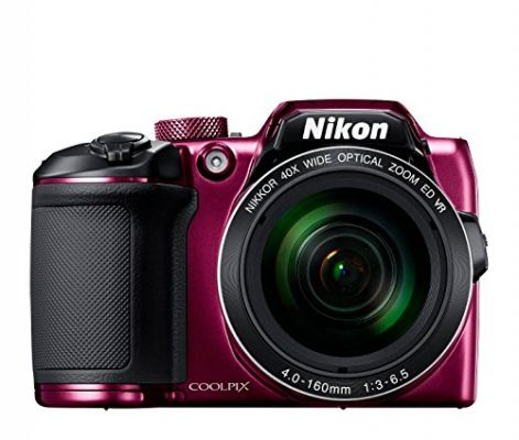 Nikon Coolpix B500 16MP Point and Shoot Camera