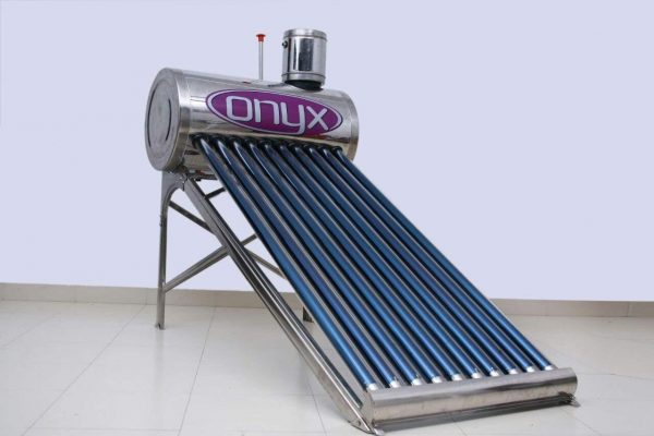 ONYX SOLAR WATER HEATER 100L FULLY STAINLESS STEEL