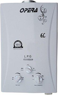 Opera Premium 6L Gas Geyser