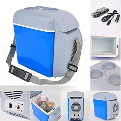 Piyuda Portable ABS Multi-Function Home Cooler Freezer