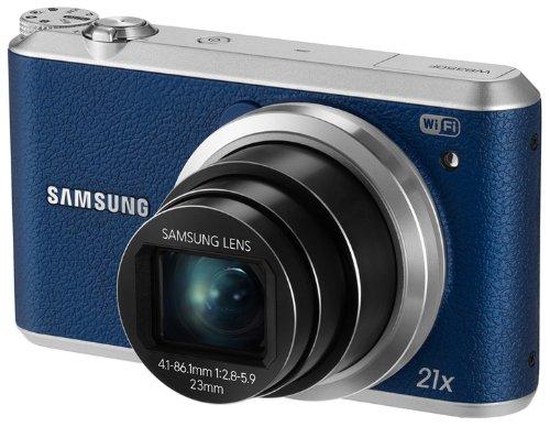Samsung WB350F 16.2MP CMOS Smart WiFi and NFC Digital Camera