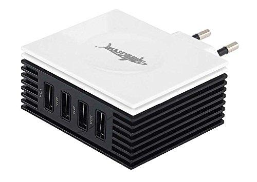SmartFish U400X 4 USB Mobile Charger