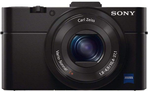 Sony Cyber shot DSC-RX100M2 20.2MP Digital Camera