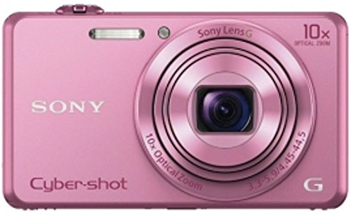 Sony Cybershot DSC-WX220/P 18.2MP Digital Camera