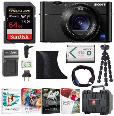 Sony DSC-RX100M5 Cyber-Shot Digital Camera