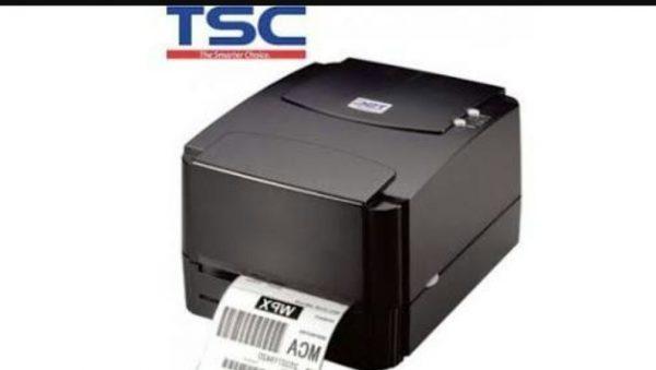 TSC TTP 244 PRO Barcode