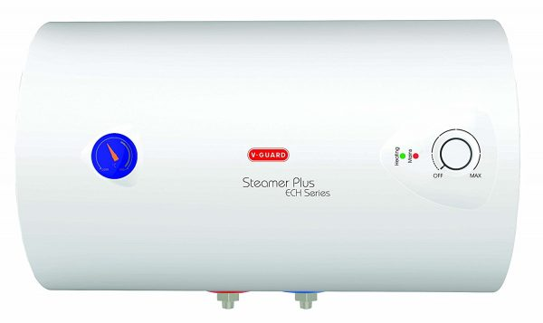 V-Guard Water Heater Steamer Plus Ms Ech 25 Liters