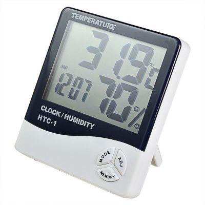Velveeta Digital Hygrometer Thermometer