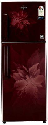 Whirlpool 245L 2 Star Frost Free Double Door Refrigerator
