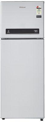 Whirlpool 265L 2 Star Frost Free Double Door Refrigerator