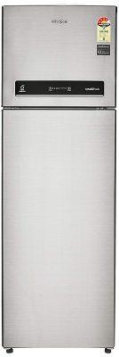 Whirlpool 292L 4 Star Frost Free Double Door Refrigerator