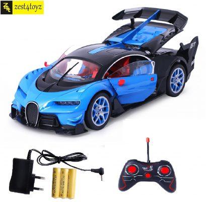 Zest 4 Toyz Bugatti Style Remote Control
