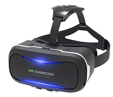 edgemeter VR SHINECON 2018, 4th Generation 3D