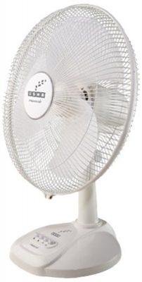 sha Maxx Air 400mm Table Fan (White)