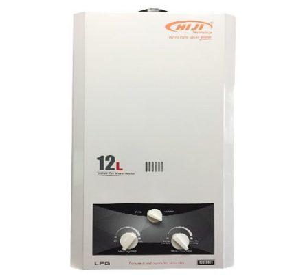 HIJI Instant Gas Water Heater 12 Liter Z